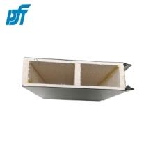 高强度空格玻镁彩钢板 玻镁防火板 防潮中空玻镁机制板