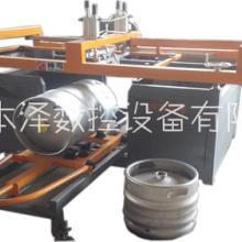 供应啤酒罐印字机 啤酒桶印标设备图片