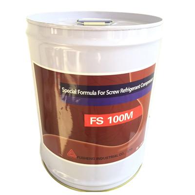 复盛FS100M水冷螺杆压缩机润滑油常用于空调工况