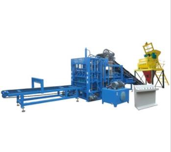 免烧砖厂辅助设备 QTY6-15型全自动切块成型机 厂家直销