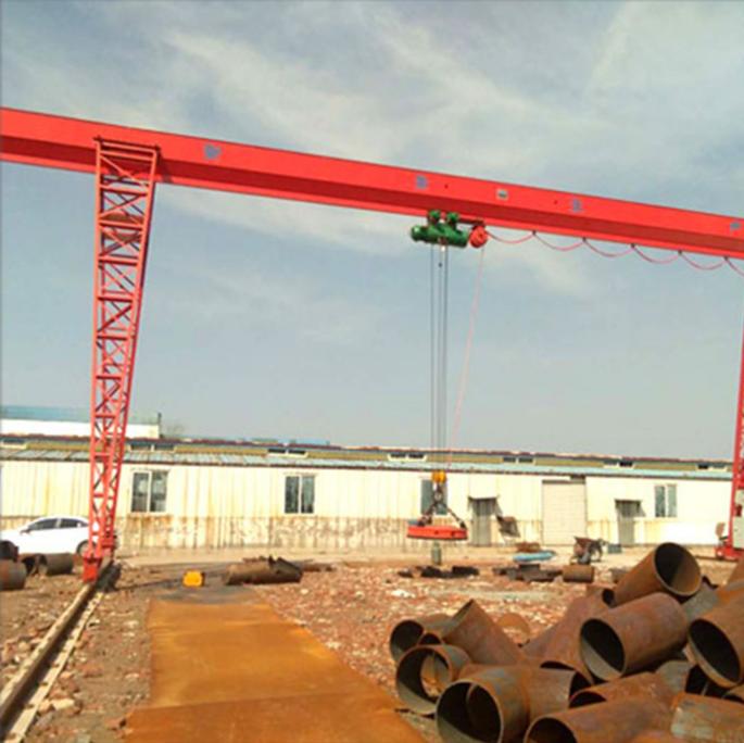 厂家直销龙门吊 多种型号可选1-32吨箱型花架龙门吊起重机