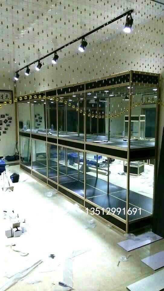 天津博胜货架展柜款式新颖价格优惠厂家直销批发定做