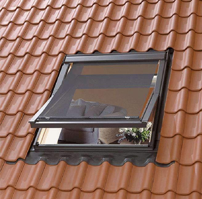 铝包木中悬式屋顶天窗 厂家直销量大优惠