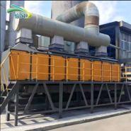 河南有机废气处理催化燃烧设备图片