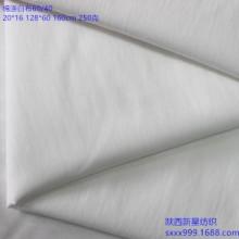 CVC20*16 60/40棉涤白布160cm服装用布床单用布酒店床品用布 现货批发  CVC20*16白布批发