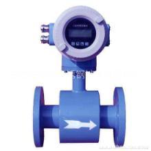 电磁流量计污水泥浆管道消防高精度电子数显流量表DN25 50 100图片