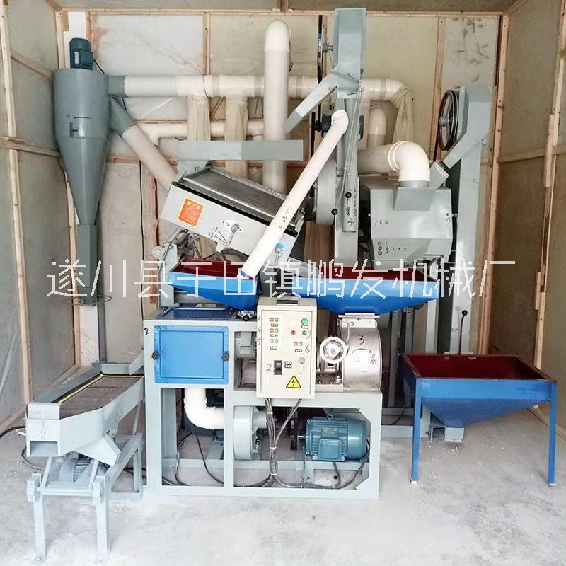 厂家直销大米加工设备 吉安市碾米机厂家 低价出售打米加工设备