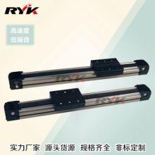 广东定制单轴欧规同步带直线模组厂家