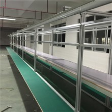 广东哪里有铝合金流水线生产线工作台?全国上门安装定制各类输送线 定制铝合金流水线
