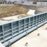 自控翻板钢闸门  河北钢坝闸门厂家 专业生产自控翻板钢闸门 水力钢坝闸门  钢坝闸门