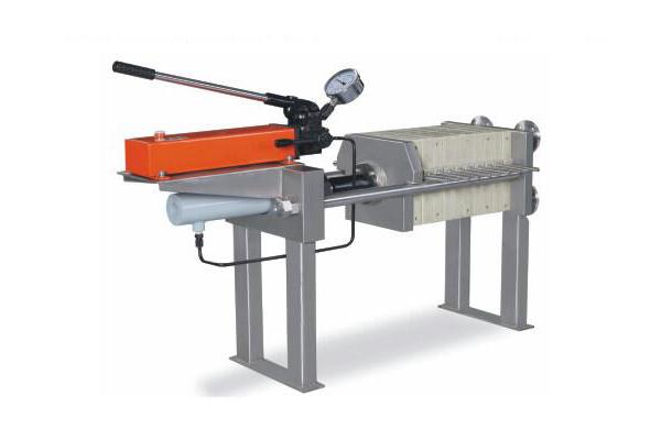 供应实验室小型隔膜压滤机 小型隔膜压滤机价格 许昌市隔膜压滤机厂家