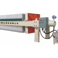 郑州市自动保压压滤机价格 压滤机厂家 定制液压自动压紧压滤机