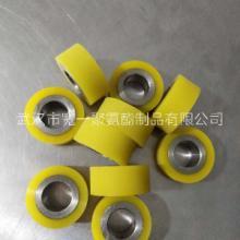 湖北武汉汽车制造行业用聚氨酯胶轮直销厂家 武汉聚氨酯胶轮包胶加工批发