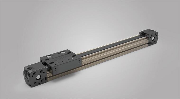 供应单轴欧规皮带直线模组RYK4006