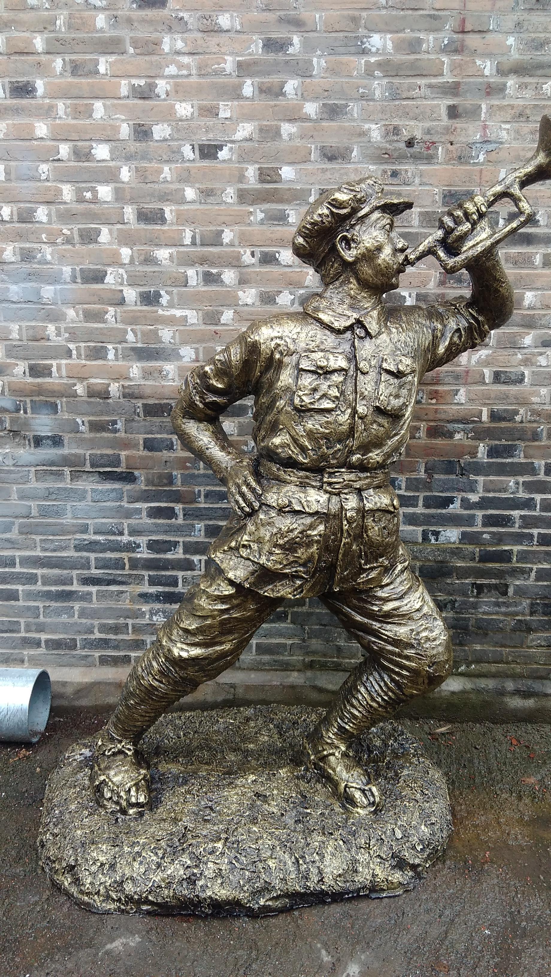 红军雕塑供应价格,价钱,报价 金华市双丰雕塑工程有限公司专业制
