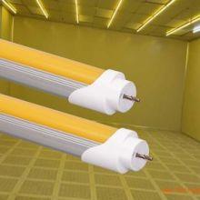防紫外线黄光灯   超薄斜边净化灯 LED超薄净化面板灯 弧形净化灯 超薄边弧形净化灯 LED吊线办公灯 防紫外线黄光灯图片