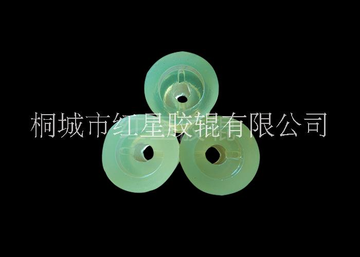 安庆市长期供应PU橡胶轮 聚氨酯PU轮厂家 专业生产PU轮