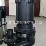 洛集泵业WL LW立式排污深井泵油污泥泵 多种材质可选厂家直销