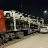 湖南长沙长沙县轿车专业运输公司报价      长沙到南京大件设备运输