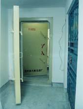 变配电室钢门变压器室门制作安装通风百叶平开钢大门推拉门弹簧自动门批发