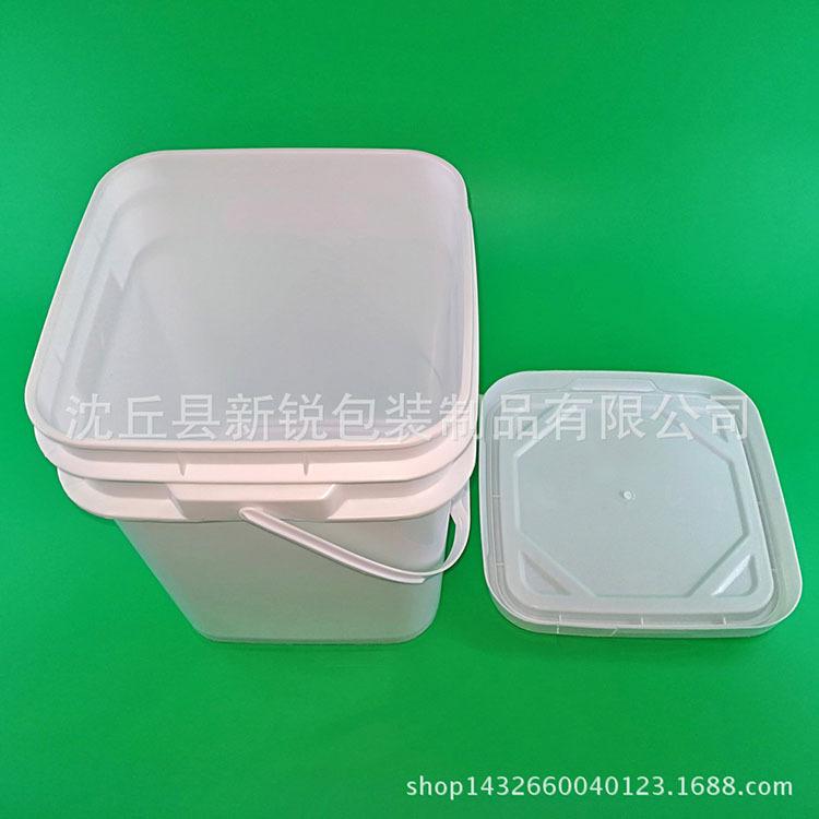 河南8升方桶塑料桶厂家直销价格