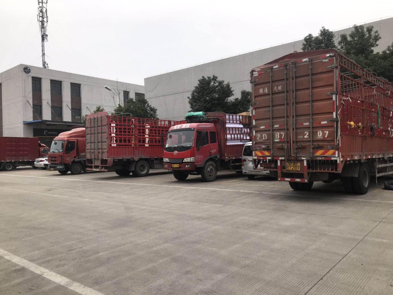 武汉到吉安物流专线 汽车运输 整车配货