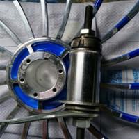 厂家直销16寸倒刹轮毂 自行车倒刹铝合金轮毂 铝合金倒刹轮毂