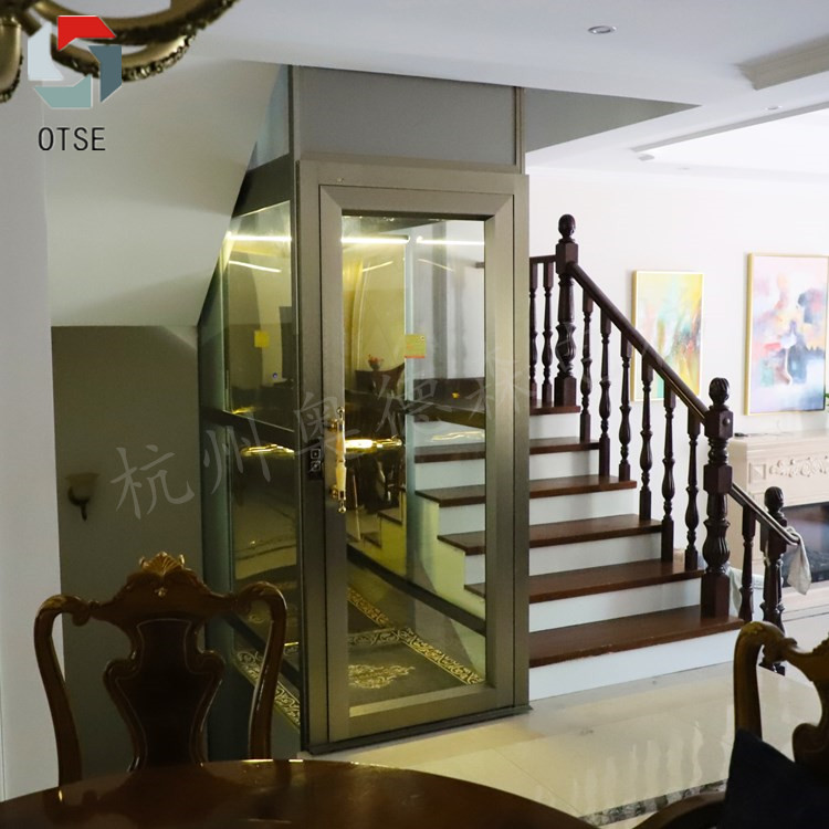 小型别墅电梯厂家  安全家用电梯