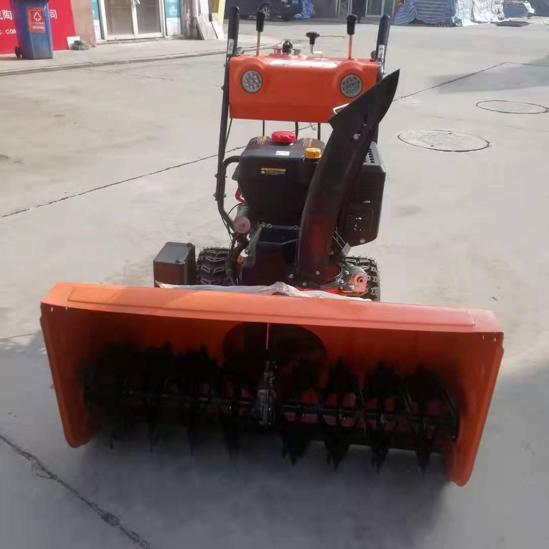 扫雪机 除雪机 全齿轮110扫雪机 1米型抛雪机