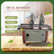 家具雙頭鉸鏈鉆衣柜廚門氣動雙頭合頁鉸鏈鉆打孔機圖片