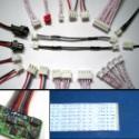电子排线、披覆UV胶图片