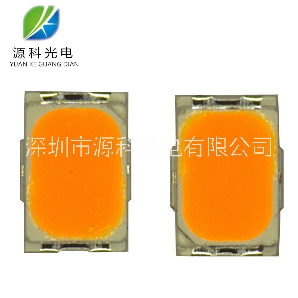 高品质led3020调粉黄灯珠 高亮3020黄光0.5W热电分离