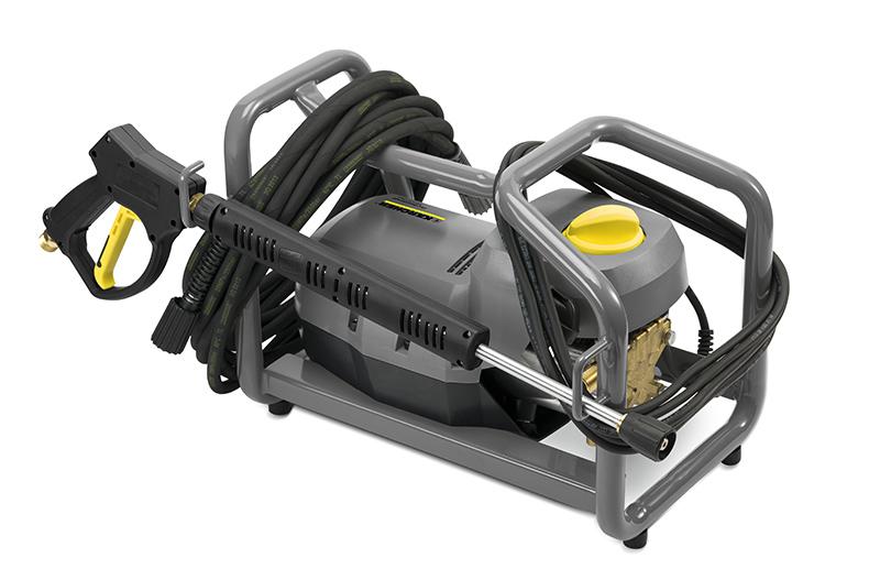 德国凯驰高压清洗机HD5/11C型洗车机水枪头 商用大功率220V高压水机泵头全铜洗车店专用自动关停