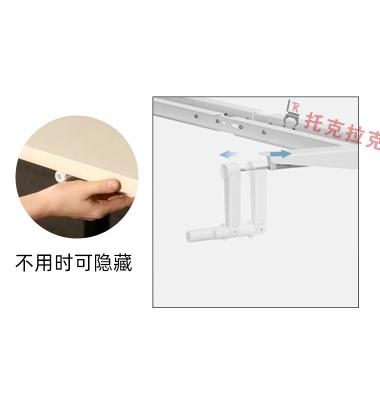 手摇升降办公桌图片/手摇升降办公桌样板图 (3)