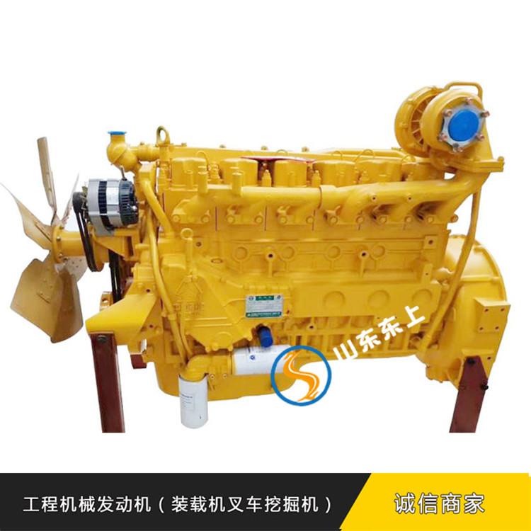 266kW潍柴WD615.46发动机 山东东上360马力潍柴动力装载机柴油机