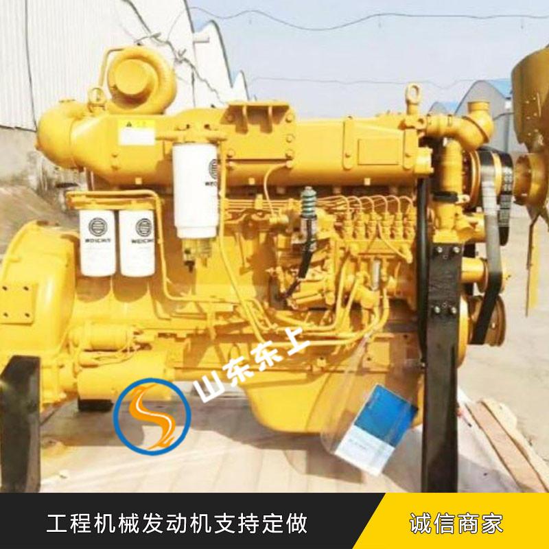 山东东上发动机总成 广西玉柴装载机YC4E160-33全新发动机 160马力