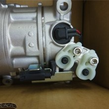 奔驰ML350GLE350空调泵冷气泵压缩机原厂图片