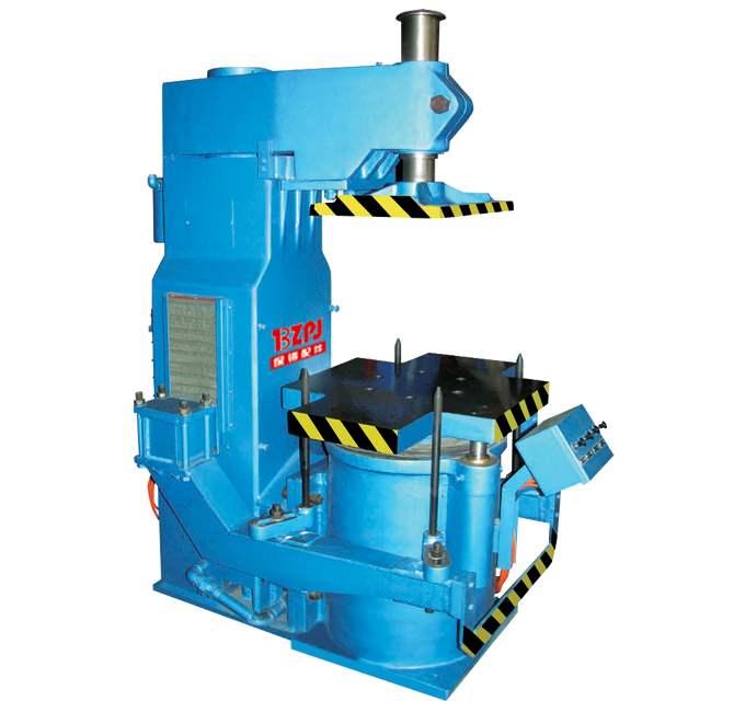厂家供应-平口轮碾混砂机-砂型造型机