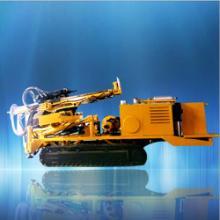 深孔扇形矿山钻机 工程建筑金属矿施工钻采机 履带钻机潜孔钻车图片