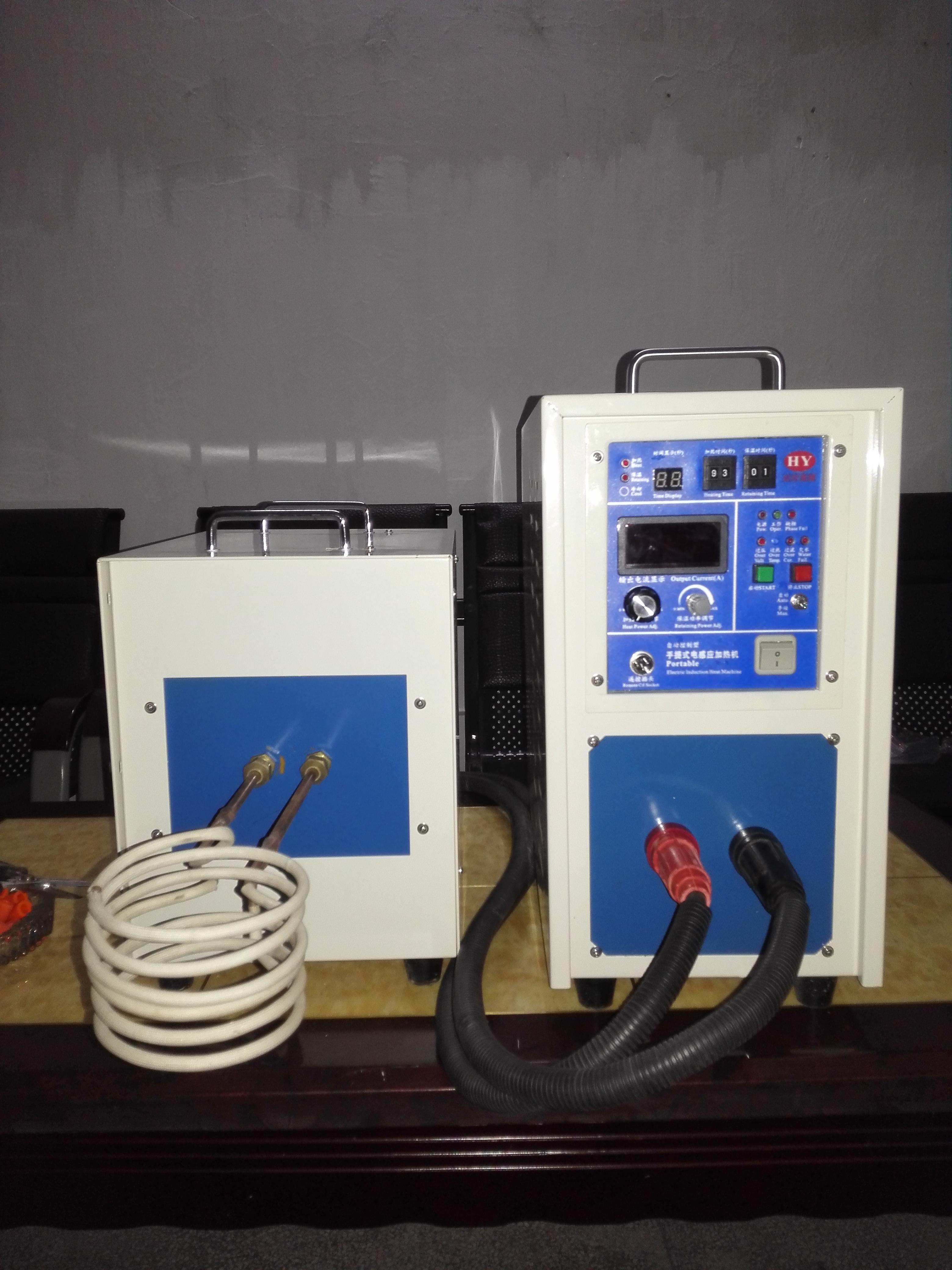 生铁壶氧化防锈热处理机 生铁茶壶氧化防锈热处理