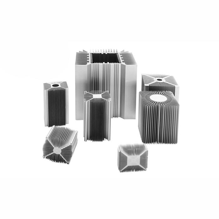 电子散热器型材定制开模厂家兴发铝业