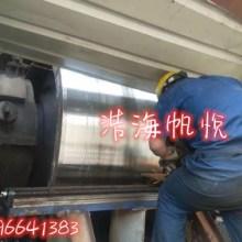 托轮、轮带在线车削加工修复图片