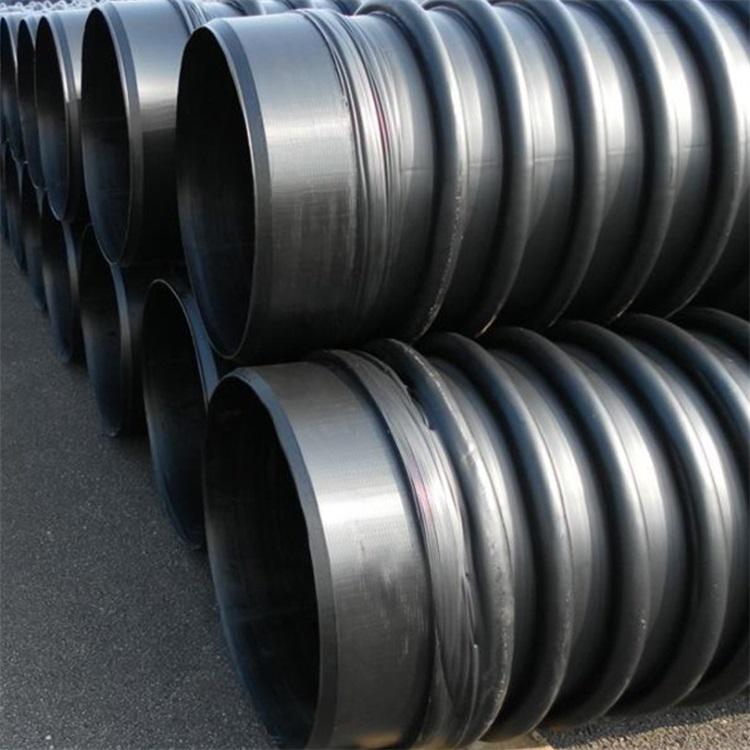 克拉管 地埋聚乙烯缠绕结构B型管雄县厂家