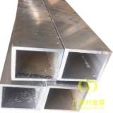 珠海批发环保AL6063铝方通  规格50*50*1mm 100*80*2mm铝方管 6063工业铝方管 非标可定做