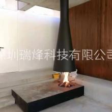 悬挂式壁炉 吊式酒精燃木壁炉批发