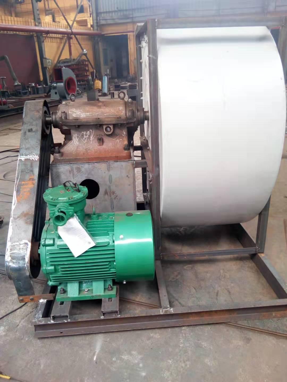 4-72-10D玻璃钢风机  18.5kw离心式引风机 厂家直销
