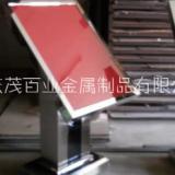 重庆不锈钢宣传栏厂家报价批发
