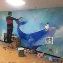 墙绘装饰设计承接城市文化墙会所商场墙绘壁画  墙绘装饰设计3D彩绘涂鸦手绘壁画哪里有?联系方式批发