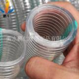 无味透明食品级钢丝软管不含塑化剂食品厂抽酒/酱料管 防老化软管