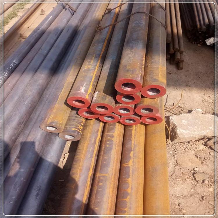 16Mn无缝钢管  诚锐达钢管 建筑支撑立柱管  抗力屈服达到要求